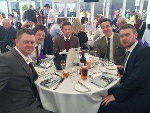 JPW Team at Cheltenham