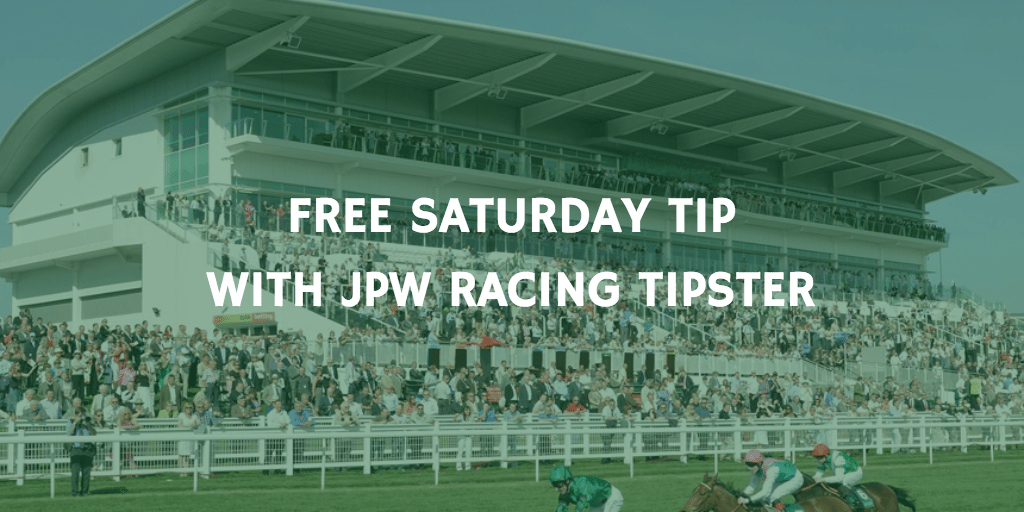 Saturdays Free Tip 15th October!