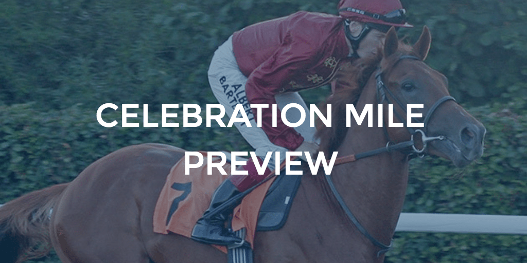 Celebration Mile Preview