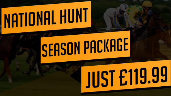 JPW National Hunt Horse Racing Package