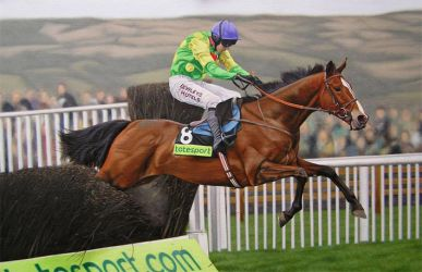 Kauto Star - JPW's #1 Horse of all time!